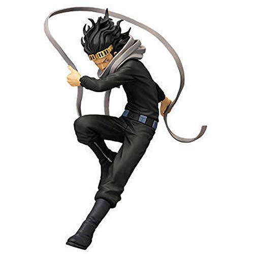 My Hero Academia Aizawa Shouta Figure,Eraser Head Cosplay Toy Decoration Model Gifts for Fans (Aizawa Shouta)