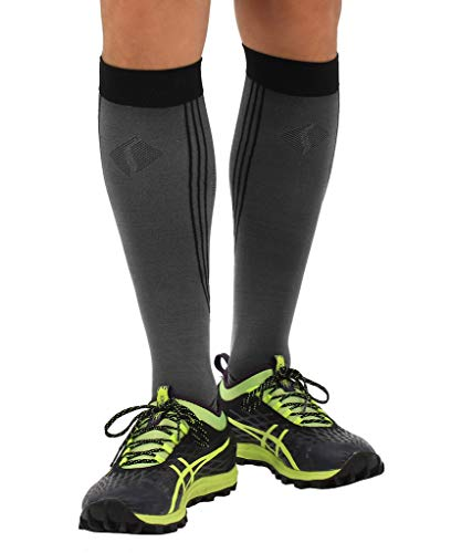 ®BeFit24 Sport Kompressionsstrümpfe für Damen - Medizinische Stützstrümpfe - Laufsocken - Thrombosestrümpfe für Flug und Reise - Medical Compression Running Socks - Flight & Travel Socks