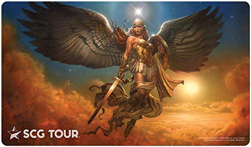 Star City Games Open Playmat - Star Crowned Angel