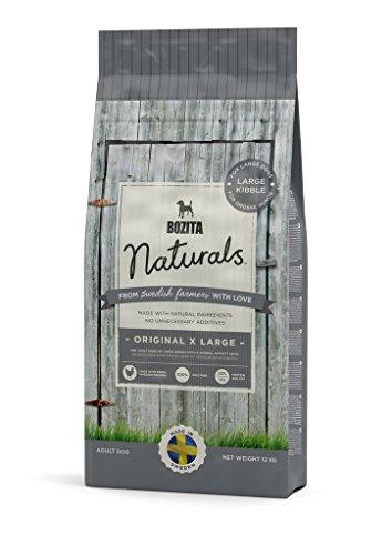 Bozita Hundefutter Naturals X-Large, 1er Pack (1 x 12 kg)