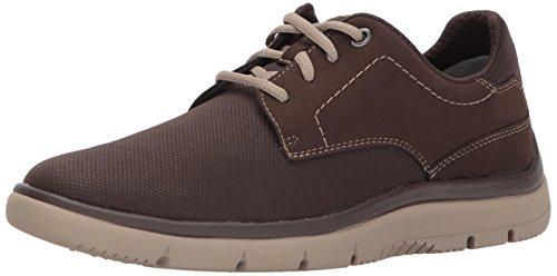 Clarks Hombres Zapatos de Vestir, Brown, Talla 8