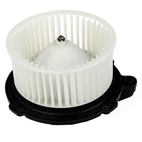 HVAC plastic Heater Blower Motor w/Fan Cage ECCPP for 1996-1999 Acura SLX 1994-1999 Honda Passport 1998-1999 Isuzu Amigo 1991-1999 Isuzu Rodeo 1992-1999 Isuzu Trooper 1994-1995 Isuzu Pickup