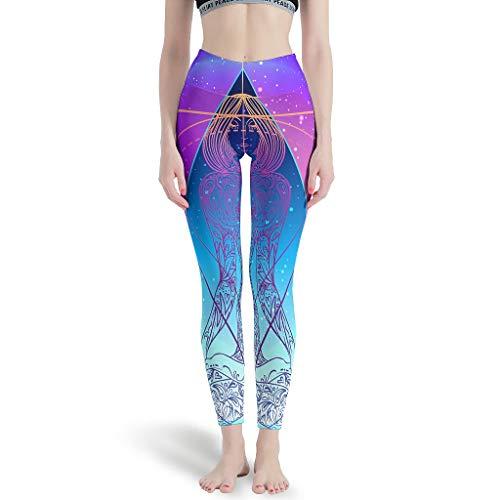 WJunglezhuang Vrouwen 4 Manier Stretch Yoga Pant Yoga Super Zachte Yoga Leggings Butt Lift Panty