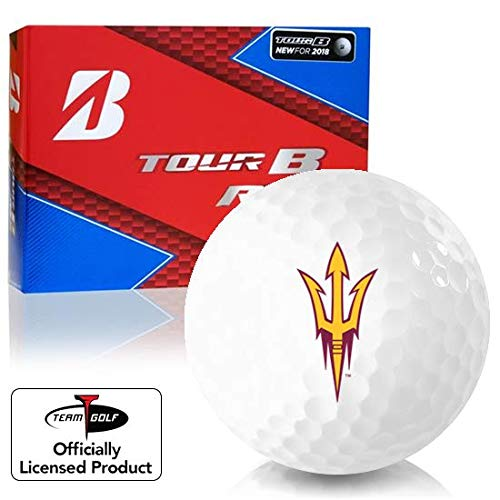 Best Review Of Bridgestone Tour B RXS Arizona State Sun Devils Golf Balls