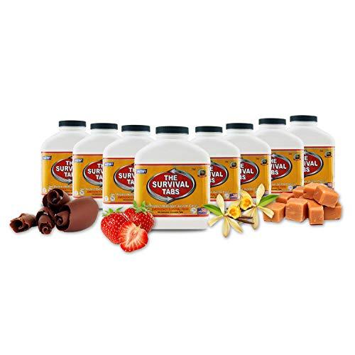 120 days ultimate preparedness Emergency Food Supply 25 year shelf life strawberry, chocolate,...