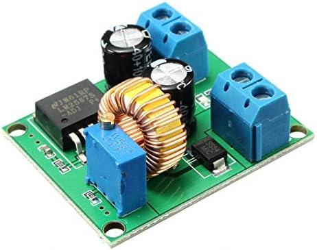 Condensadores DC-DC 3V-35V-40V for 4V Paso Arriba un módulo de Potencia Adicional Ajustable Ajustable Junta convertidor de Voltaje de 3V 5V 12V a 19V 24V 30V 36V (3 Piezas)