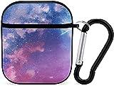 Starry10 Porte-clés pour Airpods esthétique et romance, résistant à la poussière et aux chutes...