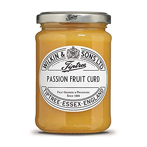 Tiptree Passion Fruit Curd 11 Ounce Jar