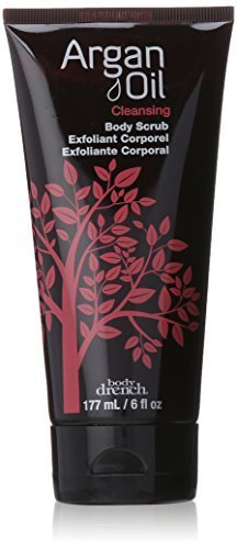 Body Drench Argan Oil Collection Cleansing Body Scrub, 6 Ounce by Body Drench