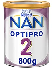 Nestle NAN OPTIPRO Stage 2 From 6 to 12 months, 800g, Pack of 1