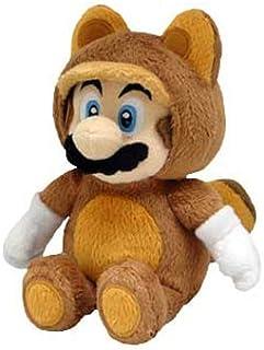 Little Buddy Tanooki Mario 9 Plush