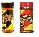 Arthur Bryants Meat & Rib Rub + Fish & Poultry Dry Rub Bundle
