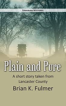 Plain and Pure: A short story from Lancaster County (Strasburg Mysteries Book 2) by [Brian Fulmer]