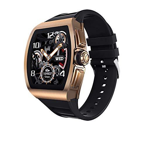 GUOJIAYI Full Touch Smart Watch Sport Bluetooth Erwachsene Wasserdichte Armbanduhr