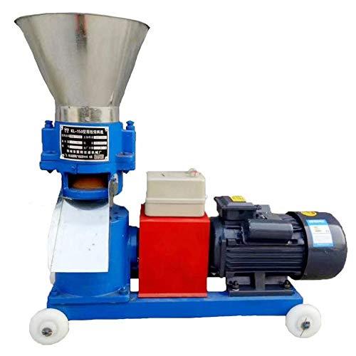 DBG KL125 4KW Tablettenpresse Tierfutter Holz Pellet Mill Biomasse Pellet Maschine geeignet für Geflügel