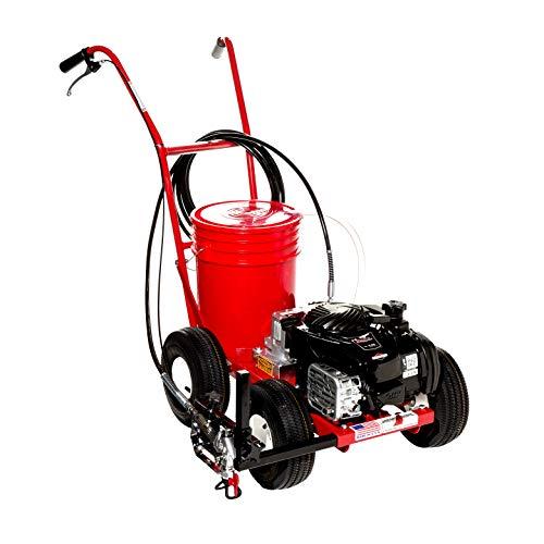 Newstripe 4250 High Pressure Airless Paint Striping Machine