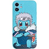 TXWM Anime Naruto & Pokémon Series Coque pour iPhone 11 11Pro 1ProMax Naruto Kakashi Madara Camera...