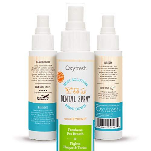 Oxyfresh Advanced Pet Dental Breath Spray