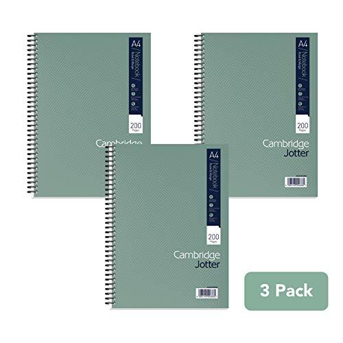 Cambridge Jotter, A4 Notebook, W...