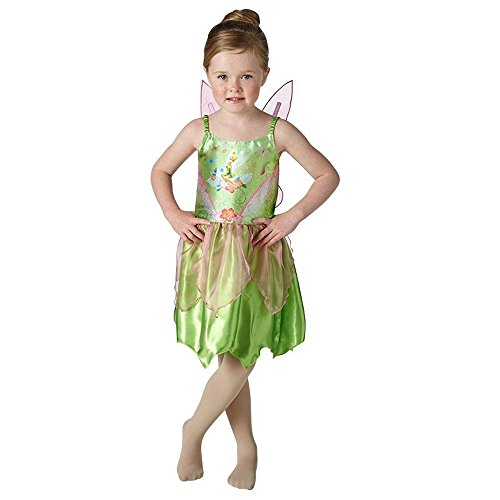 Rubie\'s Disney Kinder Kostüm Tinkerbell Fee Karneval Fasching Gr.7 bis 8 J.