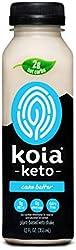 Koia Keto Ready To Drink Plant Protein Keto Shake, Vegan, Cake Batter, 12 Fl Oz