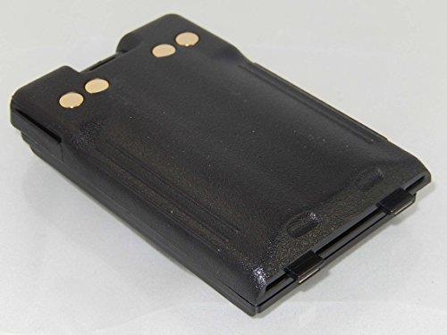 vhbw Li-Ion Akku 2000mAh (7.4V) für Funkgerät, Handfunk Yaesu/Vertex FT-60, FT-60R, FT60, FT60R, VX-110, VX-120, VX-146 wie FNB-57, FNB-64, u.a.