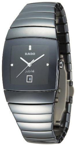 Rado Sintra Herren-Armbanduhr Diamant 30mm Schweizer Quarz R13725702