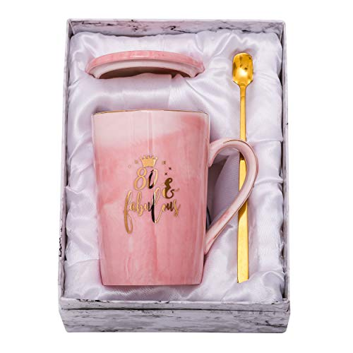 80 & Fabulous Coffee Mug Gift Set