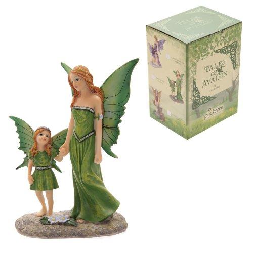 Lisa Parker Tales of Avalon Earth Mother - Figura Decorativa de Hada