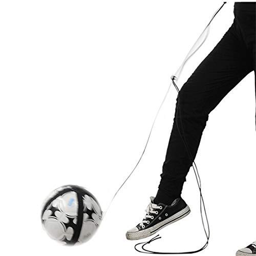 Ivyday Solo Fußball Trainer Fußball Kick Trainer mit Taillengürtel