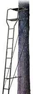 Ameristep New Warrior 51030 15ft 300lb Ladder Deer Hunting Tree Stand 5123336