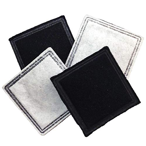 PetSafe Replacement Filter for the Current Dog and Cat Water Fountain, 4 Pack - PAC00-15271