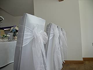 Best vintage wedding chair sashes Reviews