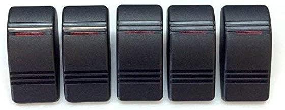 contura rocker switch covers