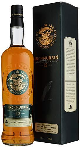 Loch Lomond Inchmurrin 12 Years Old + GB 46% Vol. 0,7 l