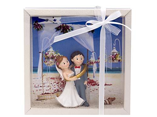 ZauberDeko Geldgeschenk Verpackung Strandhochzeit Groß Hochzeit Geschenk Gutschein Hochzeitsgeschenk
