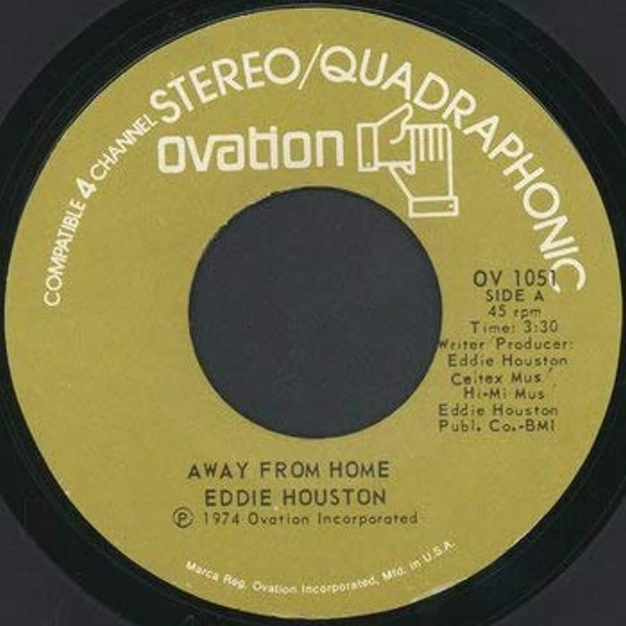 away from home 45 rpm single