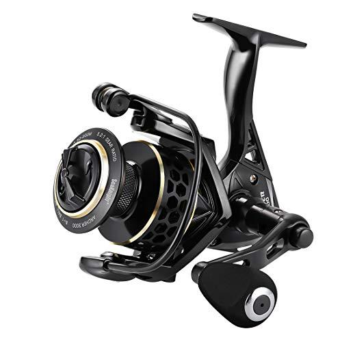 SeaKnight Archer Carrete Spinning 8+1BB Ultraligero Carrete da Pesca Agua Dulce MAX Drag 29LB