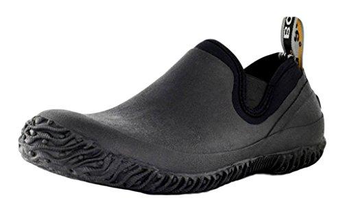 Bogs Men's Urban Walker Low Slip On Waterproof Rain Shoe