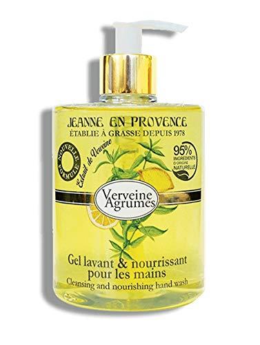 Jeanne en Provence Verveine Agrumes main Gel lavant 500 ml
