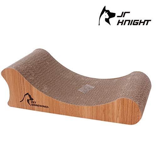 JR Knight CS02WD, tiragraffi in cartone con erba gatta, misura media