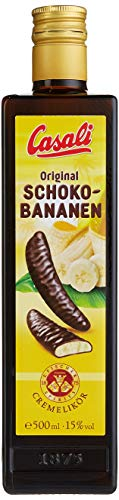 Casali Schoko-Bananen Likör (1 x 0.5 l)