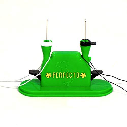Matsa Enfile-aiguille automatique, kit de couture professionnel, vert, unique
