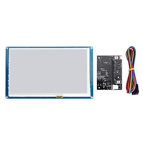 YHtech 7.0 inch PanelDue Screen 800×480P (Full-Color Touch-Screen) for 3D CNC Printer Printer Accessories