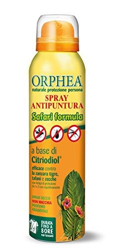 Orphea Antipuntura Safari Spray Ml.100