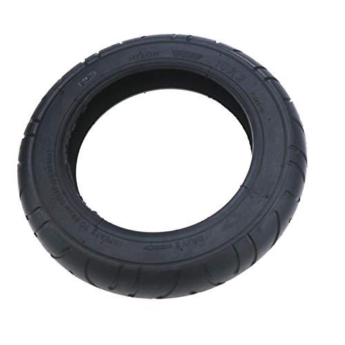 Moslate Material de Goma del neumático del Coche del Balance del neumático del Scooter eléctrico para Xiaomi Scooter M365 Pro (10 Pulgadas)