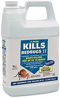 Jt Eaton Kills Bed Bugs Ii Insecticide Bed Bugs Spray Deltamethrin 1 Gal