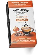 Nish Nespresso Uyumlu Kapsül Kahve 4 Smooth