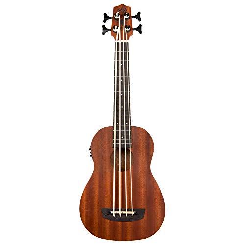 Kala U-Bass en madera de caoba