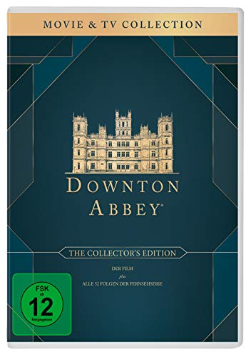 Downton Abbey (Collector's Edition, 27 Discs)